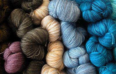Blanded Yarn